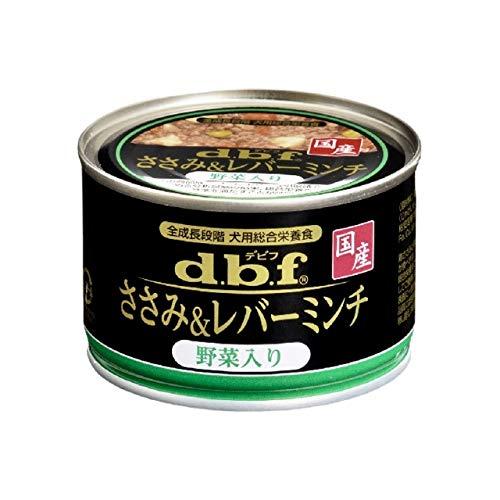 デビフペット(d.b.f)『ささみ&レバーミンチ野菜入り』