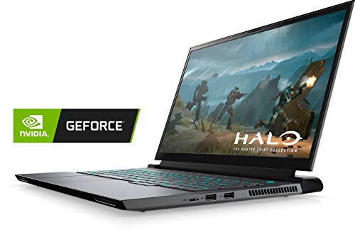 """New_Dell_Alienware m17 R3 17.3"""" FHD 144Hz Gaming Laptop, 10th Gen Intel Core i7-10750H (up to 5.0Ghz Turbo Boost 2.0), GeForce RTX 2060 6GB, 16GB RAM, 512GB SSD, WiFi 6, Win 10, Shoxlab 1-Week Support"""