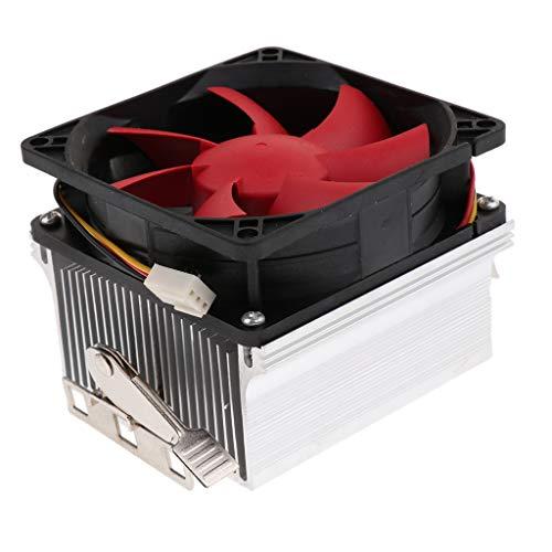 IPOTCH CPU Cooler Heatsink 8cm Fan for AMD CPU FM1 / FM2 / FM2 +, AM2 / AM2 + / AM3 / AM3 + / AM4