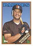 1988 Topps Traded Baseball #4T Roberto Alomar...