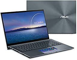 "ASUS ZenBook 15 Ultra-Slim Laptop, 15""FHD Touch Display, Intel Core i7-10750H, GeForce GTX 1650 Ti, 16GB RAM, 1TB SSD,..."