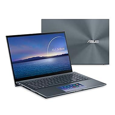 "ASUS ZenBook 15 Ultra-Slim Laptop, 15""FHD Touch Display, Intel Core i7-10750H, GeForce GTX 1650 Ti, 16GB RAM, 1TB SSD…"