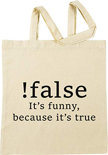 Vendax !False Beige Einkaufstasche