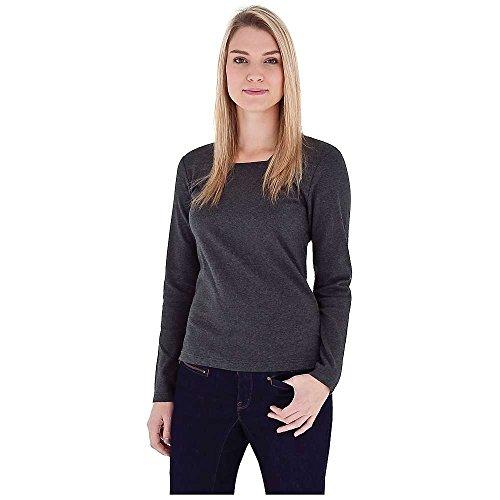 Royal Robbins T-Shirt Moderne pour Femme S Gris foncé