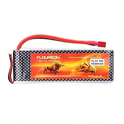 Floureon 3S 11.1V RC Lipo Battery
