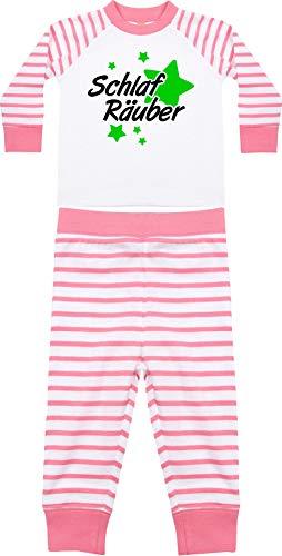 Pijama de dos piezas para niño, de manga larga, con diseño
