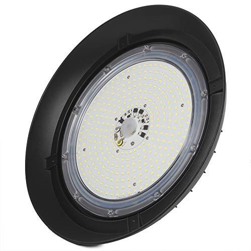 Greenice   Campana LED UFO 150W Epistar 145Lm/W IP65 50000H Regulable   Blanco Frío