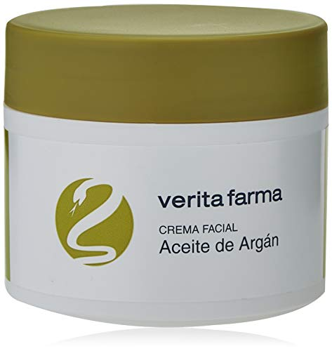 Verita Farma Crema Facial Aceite De Argán 50Ml 80 g