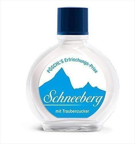 Schneeberg Poschl Weiss - Tobacco & Nicotine Free HerbalSnuff