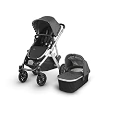 NEW! 2018 model VISTA Stroller Includes and full size front or rear facing toddler seat with multi-position recline Compatible with MESA Infant Car Seat - direct attachment, no adapters necessary New Longer mattress pad with ventilation for added bre...
