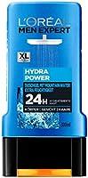 L'Oréal Men Expert Hydra Power Mountain Water Douchegel, voor Gezicht, Lichaam en Haar, 300 ml