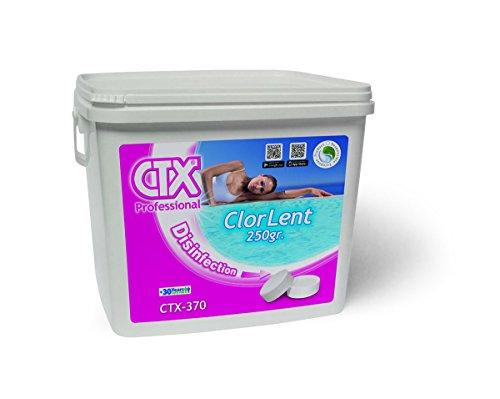 CTX Cloro Tableta ClorLent 370 5 KG