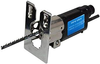 #N/V Accesorio inalámbrico para sierra de vaivén para corte de madera y metal lima de metal