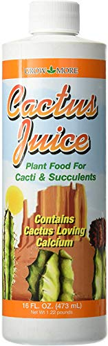 Grow More 3130 Cactus Juice 176 16 Fl Oz 2 Pack 16 Fl Oz