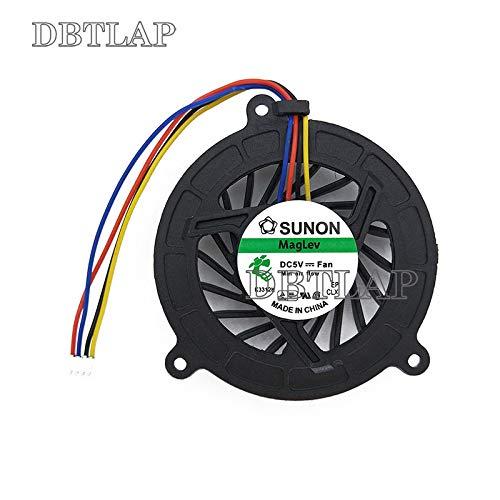 DBTLAP Nuevo CPU Ventilador para ASUS A8 Z99 X80 N80 N81 Z53...