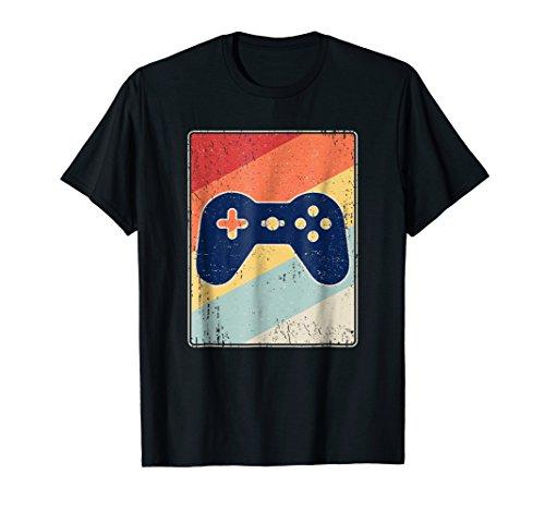 Retro Video Game Shirt - Vintage Gaming Distressed Gift