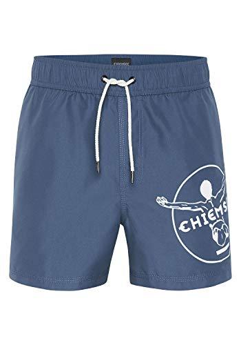 Chiemsee Herren Badeshorts Badehose Swimshorts Morro Bay 23194401, Farbe:Blau, Wäschegröße:2XL, Artikel:-4118 Dark Denim
