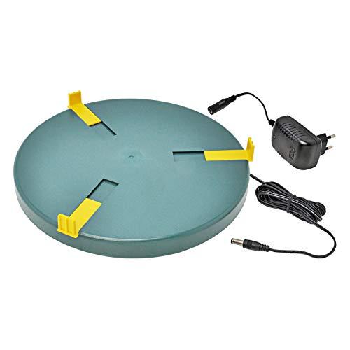 Heizplatte für Tränkenwärmer Tränkenheizung , 30cm, inkl. Netzteil 24V/ 28W - 3
