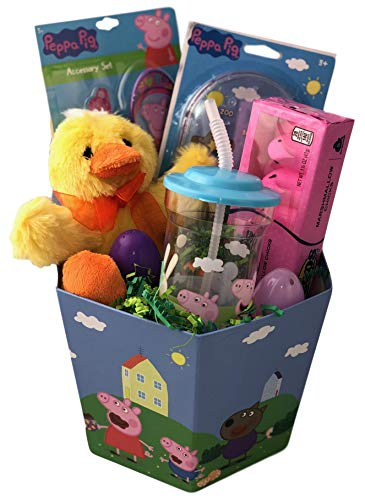 Little Girls Easter Basket...