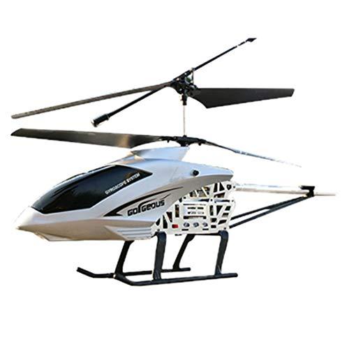 Zhangmeiren El Nuevo Avión De Control Remoto De Carga Irrompible Aleación De Aviones No Tripulados Helicóptero En Movimiento Juguetes De Niño For Los Niños ( Color : Gold , Size : S )