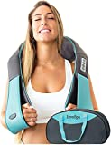 Shiatsu Back shoulder & Neck Massager With Heat - Deep Tissue 3D Kneading
