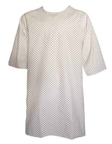 Grevotex Krankenhemd Pflegehemd Nachthemd Patientenhemd