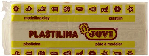 Jovi 71 - Plastilina, color blanco