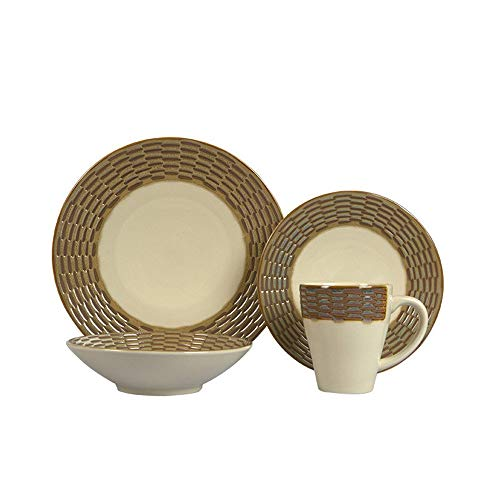 XUSHEN-HU cerámica Las vajillas vajilla vajilla de cerámica Creativa Filete Occidental Plato de Pasta Plato Principal Fruta Ensaladera Placa Plato Plato de Sopa fría de Fideos tazón de café Clásico