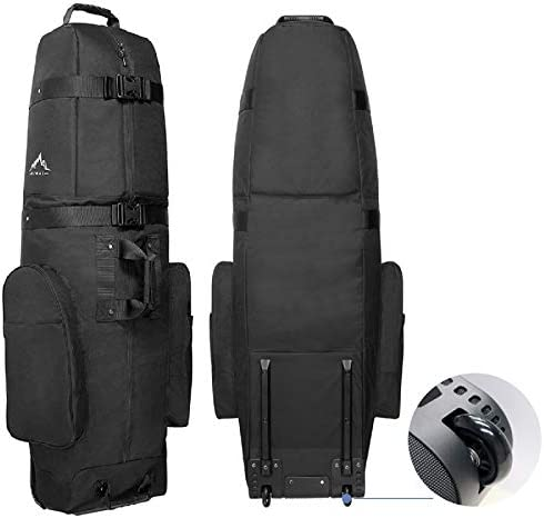 Himal Golf Travel Bag Heavy Duty 600D Polyester Oxford Wear Resistant Excellent Zipper Universal product image