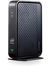 エレコム WiFi ルーター Wi-Fi6 11ax 2402+574Mbps フレッツ光・光コラボ IPv6(IPoE)対応 インテル(R) Home Wi-Fi チップ搭載 WRC-X3000GSA