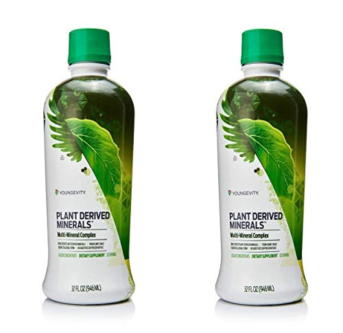 2 Pack - Plant Derived Minerals - 32 fl oz