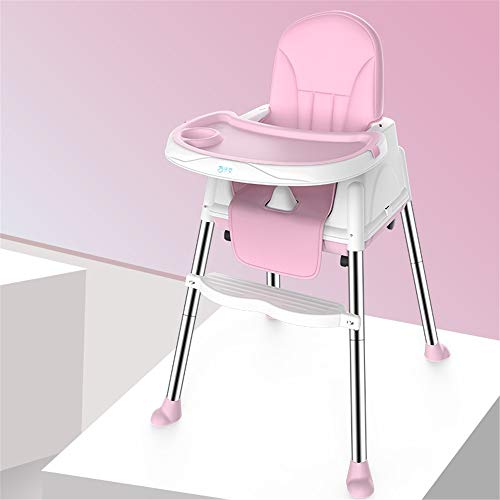 Find Bargain Opbsite Child Highchair High Chair Toddlers 3 in 1 Convertible Modern Baby Highchair So...