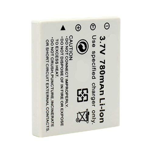 YUJNH 2/4/6/8/10 Uds Np-40 Np-40n d-Li8 Batería Recargable para CáMara Digital De Iones De Litio para Fuji Finepix V10 V10 Zoom Z1 Z2 Z3 2pcs