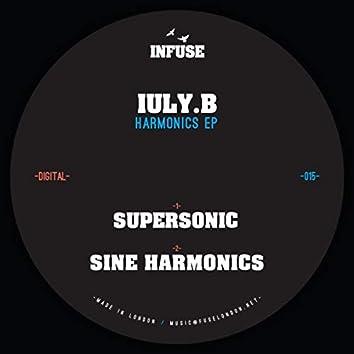 Harmonics EP