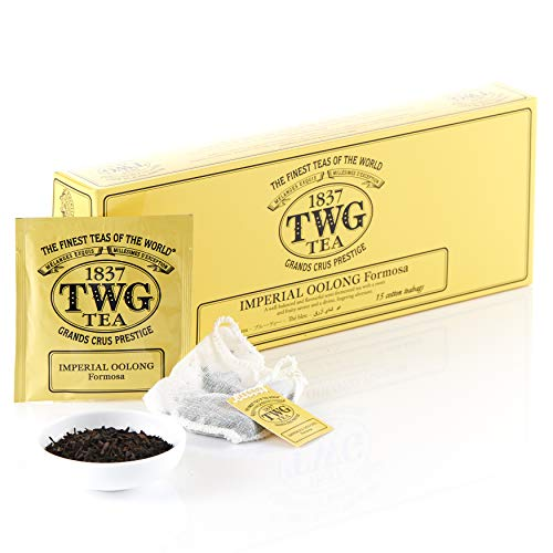 TWG Tea   Imperial Oolong, té oolong de origen en 15...