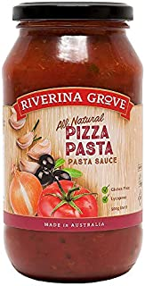 Riverina Grove Pasta Sauce Pizza and Pasta 500g
