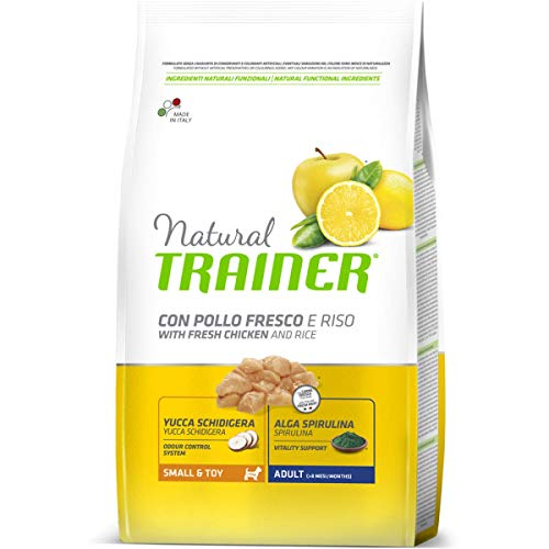 Trainer Natural Small & Toy Hähnchen und Reis 800 g