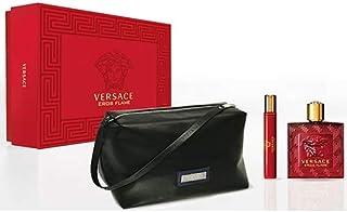 Versace Eros Flame Lote 3 Pz - 5 ml