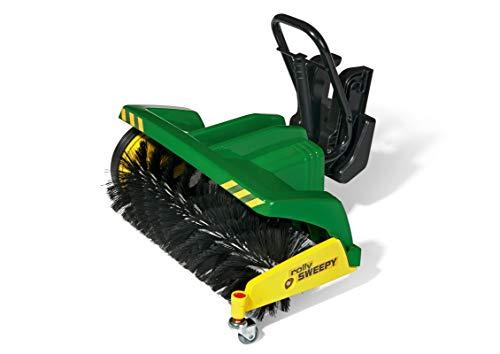 rolly toys - rollySweepy (voll funktionsfähige Kehrmaschine für Kindertraktoren) - 409884