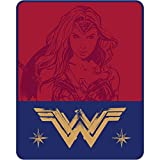 DC Comics Wonder Woman 'Lady of Hope' Silky Soft Throw ~ 40' x 50'