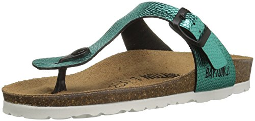 Bayton Womens MERCURE, Green, 38 EU