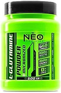 L-GLUTAMINE POWDER LIMON 600 g - Suplementos Alimentación y Suplementos