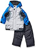 Best for Chilly Days: LONDON FOG Baby Boys' 2-Piece Snow Pant & Jacket Snowsuit Review