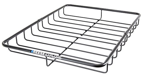 Reese Explore 1394400 Low Profile Rooftop Cargo Basket