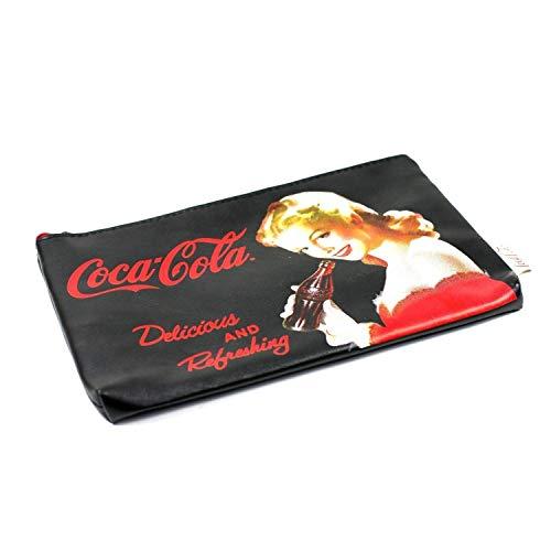 Pochette plate Cosmetique Coca-Cola