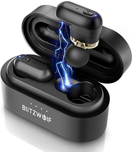 Fone de Ouvido Bluetooth 5.0 BlitzWolf TWS - BW-FYE7 Pronta Entrega