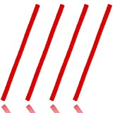 Oven Rack Shields - 4 Pack Heat Resistant Silicone Oven Rack Cover 14 inches Long Oven Rac...