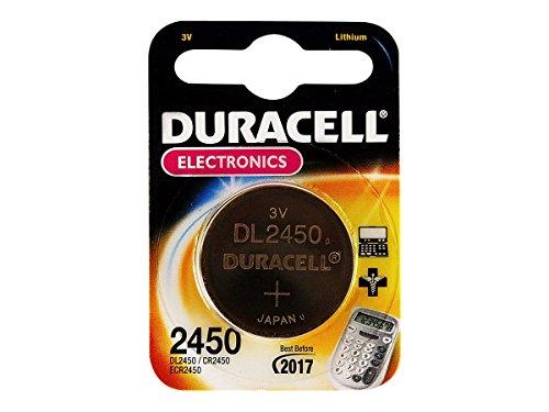 Duracell DL2450, Lithium 3V, Nicht wiederaufladbare Batterie