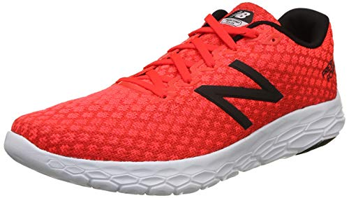 New Balance Fresh Foam Beacon, Zapatillas de Running para Hombre, Rojo (Team Red/Flame/White RF), 44 EU
