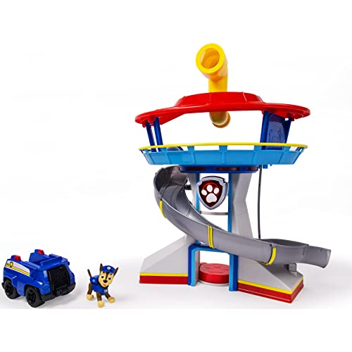 PAW Patrol Lookout Hauptquartier Spielset mit Chase